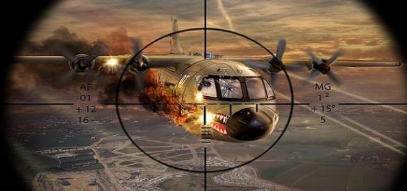 Avión ruso derribado en Turquía