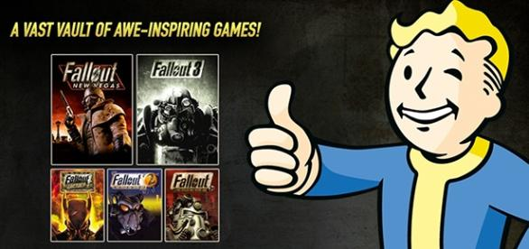 El Fallout Bundle incluye 5 juegos y 11 DLCs