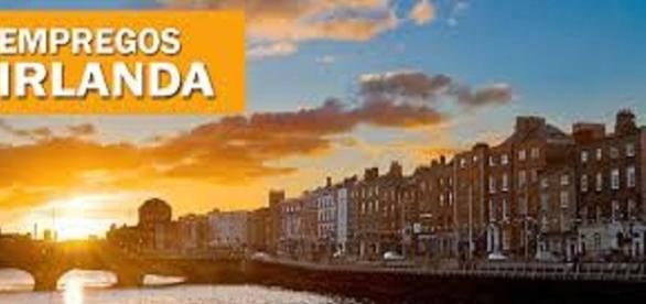 Irlanda com empego para fluentes em português