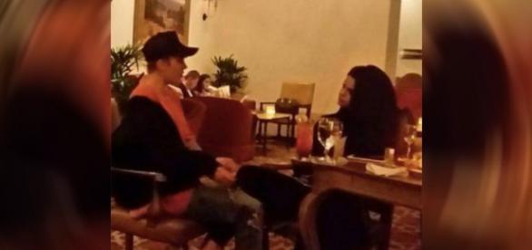 Justin Bieber e Selena Gomez juntos