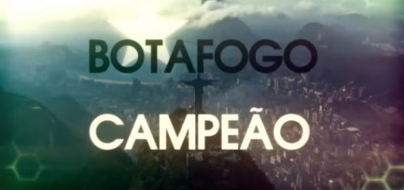 O Botafogo está de volta à Série A