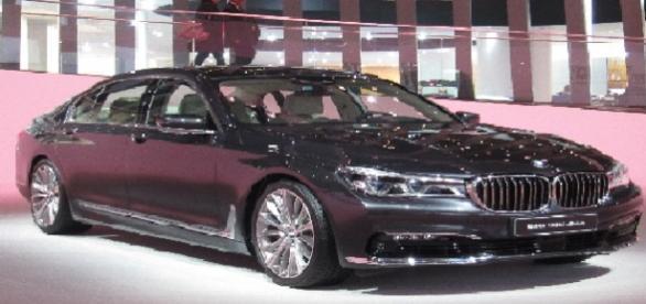 ¡Este es el nuevo BMW Serie 7!