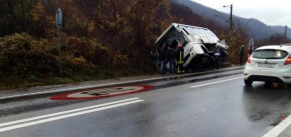 la fața locului au fost trimise 8 ambulanțe