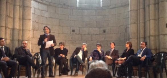 Momento del convegno di Lab Dem a Messina