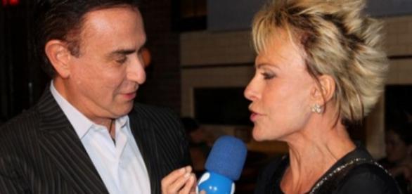 'Não peguei a Ana Maria Braga', desabafa Amaury Jr