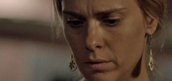 'Quem tem emprego, que se agarre', diz atriz