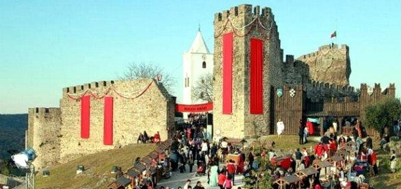 Castelo medieval acolhe Vila Presépio Portugal