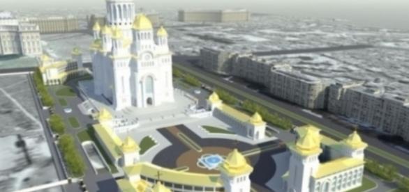 Catedrala Mântuirii Neamului în pericol?