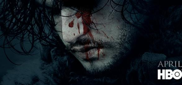 Jon Snow em Game Of Thrones (fonte:divulgação)