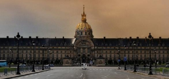 L'Hotel des Invalides in Paris is a fitting venue