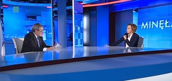 """Piotr Gliński w programie """"Minęła dwudziesta"""""""