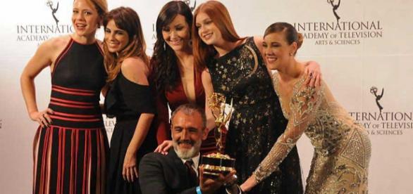 """Atrizes de """"Império"""" comemoram o Emmy"""