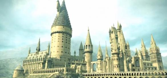 Castelo de Hogwarts - Harry Potter