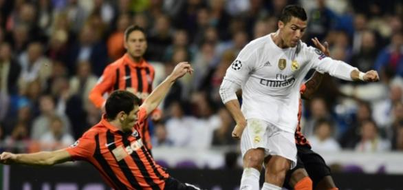 CR7 procura voltar aos golos na Champions League