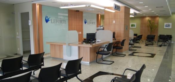 Hospital está localizado na região do Morumbi.
