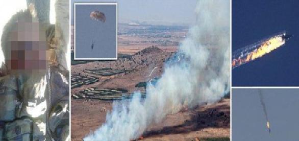 Jihadiștii au prins pilotul rus