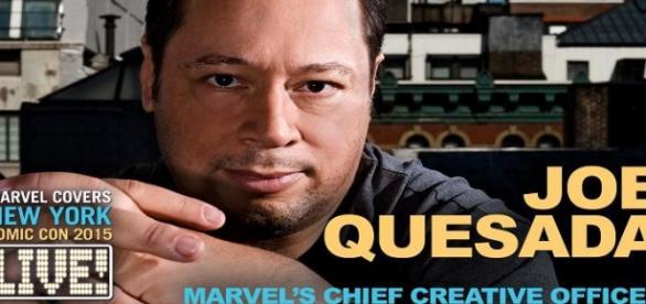 Joe Quesada habla sobre el futuro de Marvel