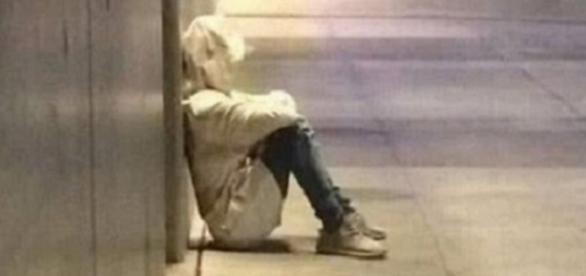 Justin Bieber wirkt nachdenklich und zurückgezogen
