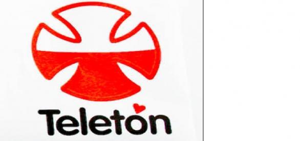 """Logo de la Teletón 2015. """"Lo hacemos todos"""""""