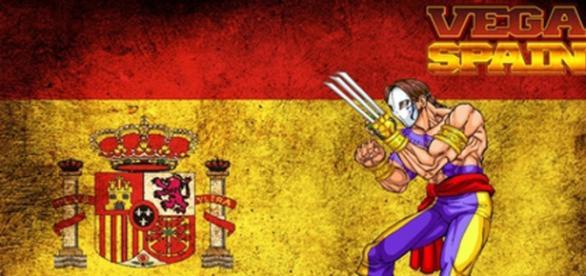 Vega, el mítico luchador de Street Fighter