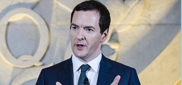Cancelarul George Osborne lovește sub centură