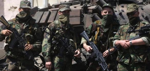 Celebrele forţe speciale ruseşti - Spetznatz