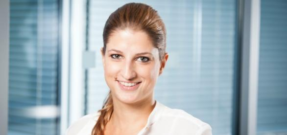 Senderchefin Christina Kuby (33), Foto: sixx