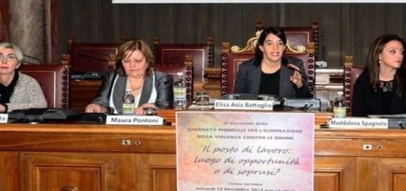Discriminare la serviciu. Foto: Messaggero Veneto