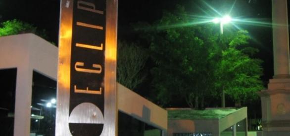 Frente do Museu do Eclipse em Sobral-CE