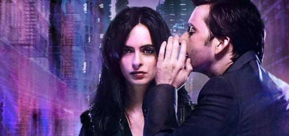 Jessica Jones, série original Netflix/Marvel