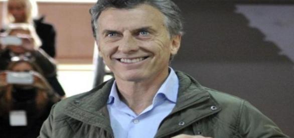 Mauricio Macri venceu Daniel Scioli