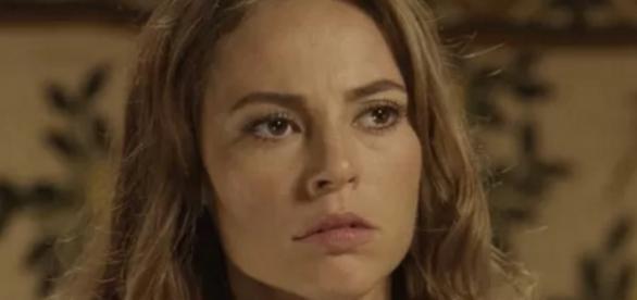 Melissa sequestra o próprio filho e deixa Felipe