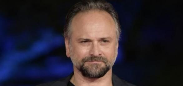 """Popolizio regista e attore della pièce """"Il prezzo"""""""