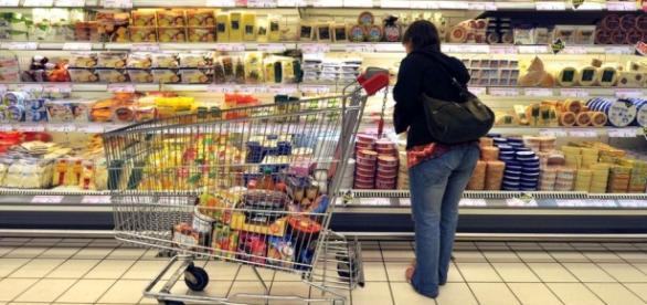 Precio de la cesta de la compra