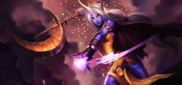 Soraka, campeón de League of Legends