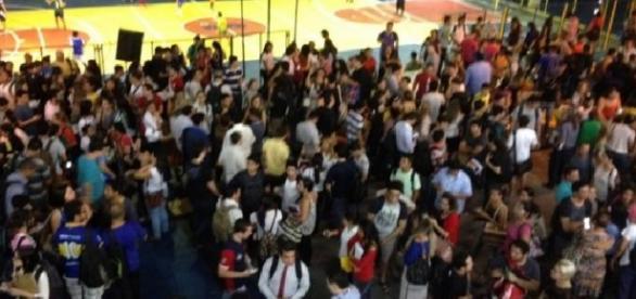 Terremoto atinge fronteira do Brasil