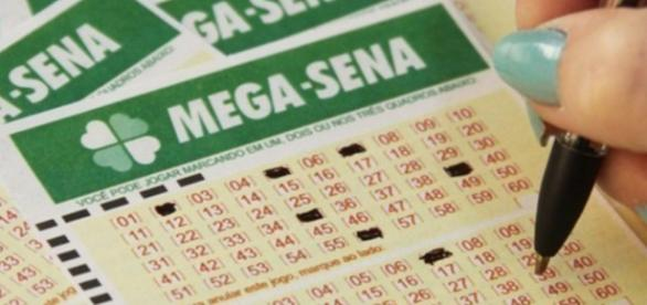 A Mega-sena é a loteria mais popular do Brasil