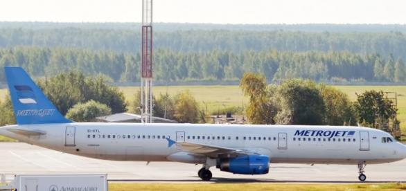 Airbus A321 rosyjskich lini Kogalymawia Metrojet