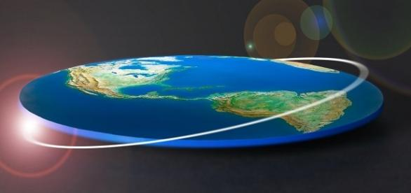 Foarte mulți oameni cred în teoria Pământului plat