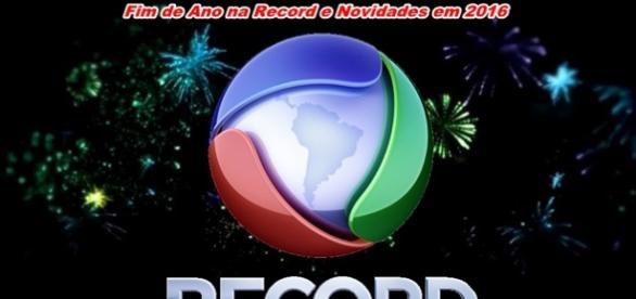 """Record com """"Fim de Ano"""" e """"2016' com surpresas."""
