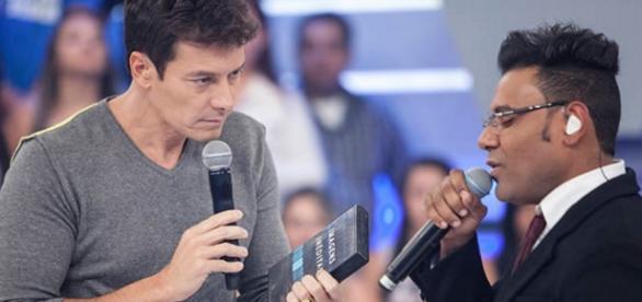 Rodrigo Faro, TV Record e Pablo e a indenização