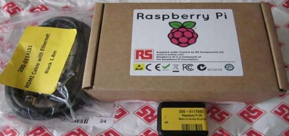 The five-dollar computer, the Raspberry Pi Zero.