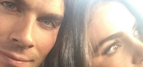 Vampire Diaries: Ian Somerhalder und Nikki Reed