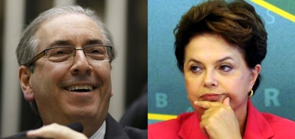 Poder momentâneo está nas mãos de Cunha