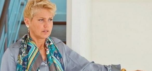 Xuxa fica insatisfeita com demissões na Record