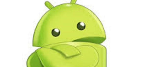 Android logo/found in crackberry.com/android