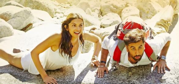 Deepika and Ranbir breathe life into 'Tamasha'