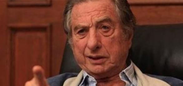 Franco Macri, padre del nuevo presidente argentino