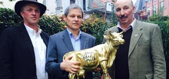 Premierul Dacian Cioloş şe bazează pe fondurile UE