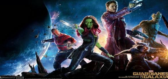 Se filtran imágenes de Gamora en la pre producción
